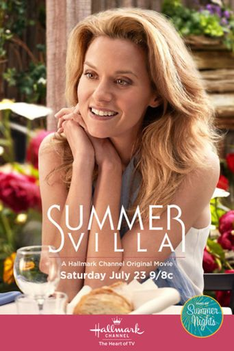 Summer Villa Poster