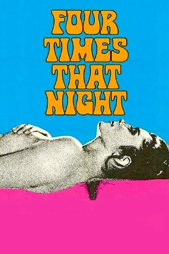Four Times That Night Poster