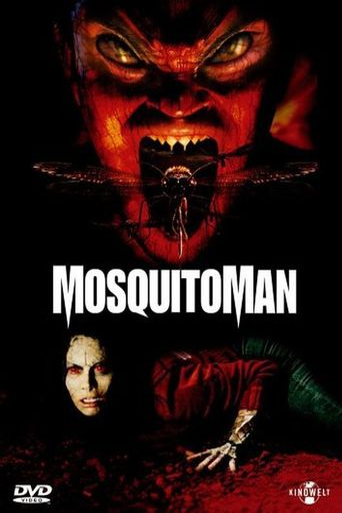 Mansquito Poster