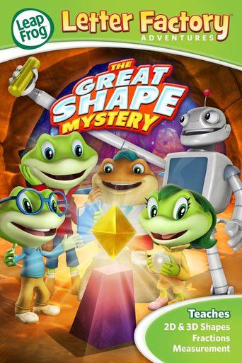 Leapfrog Letter Factory Adventures: Great Shape Mystery Poster