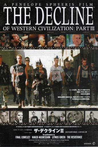 Watch The Decline of Western Civilization Part III