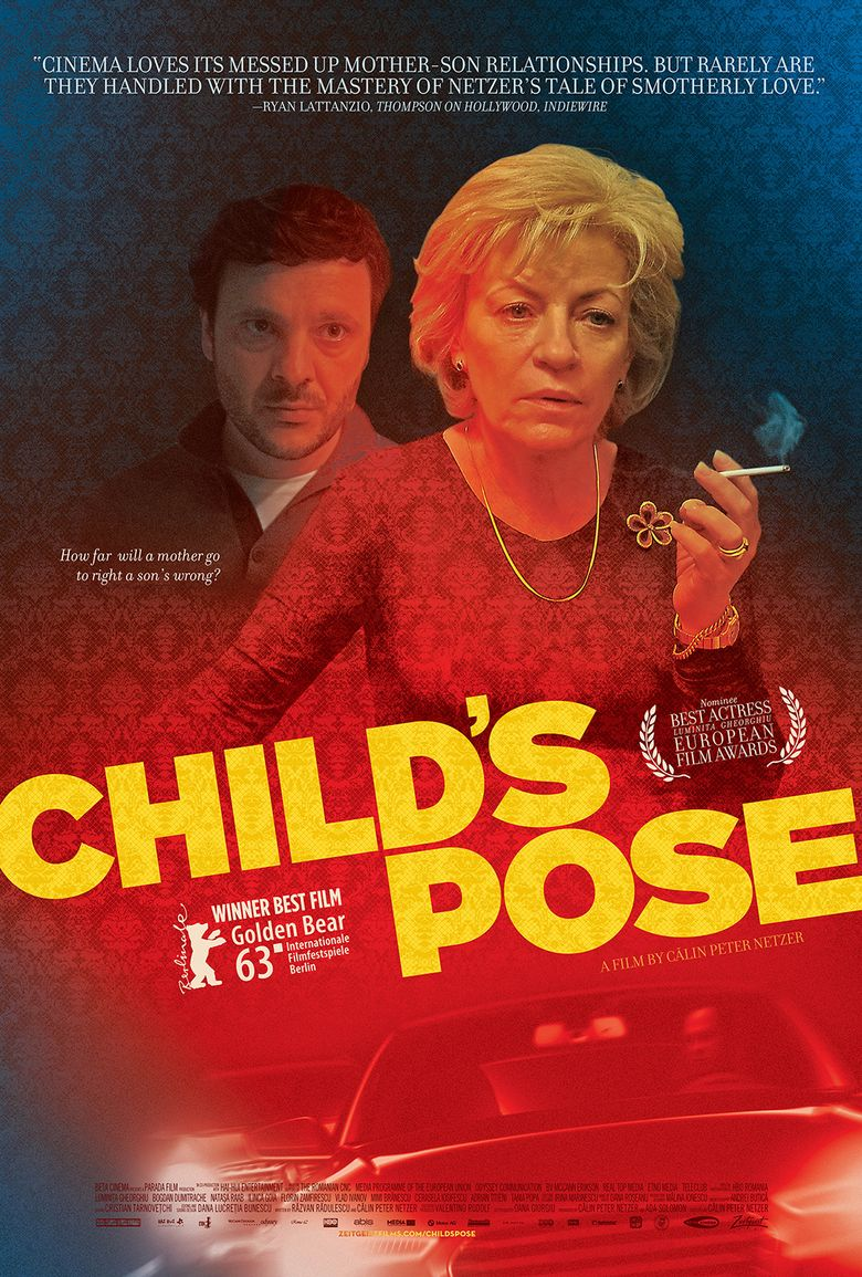 Child's Pose Poster