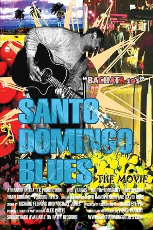 Santo Domingo Blues Poster