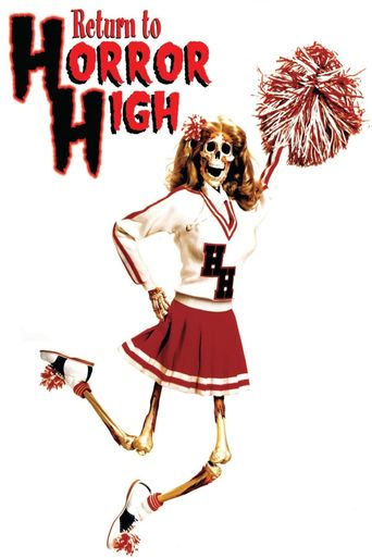 Return to Horror High Poster