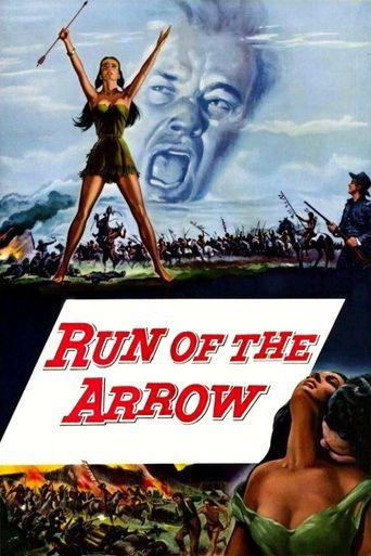Run of the Arrow Poster