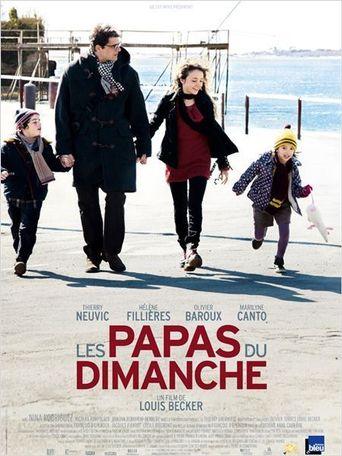 Les papas du dimanche Poster