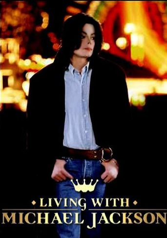 Living with Michael Jackson: A Tonight Special Poster