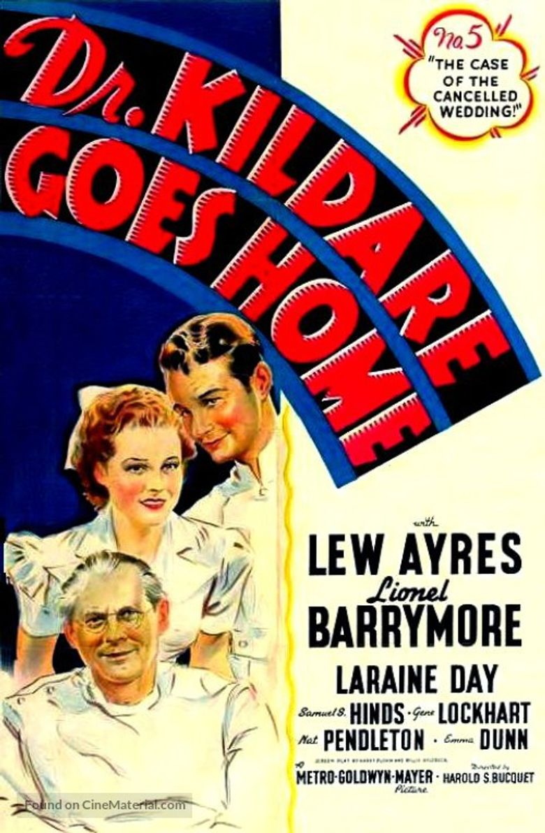 Dr. Kildare Goes Home Poster