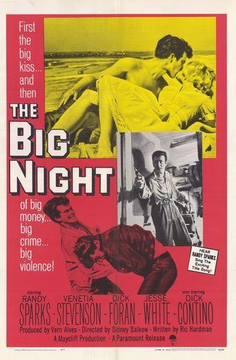 The Big Night Poster
