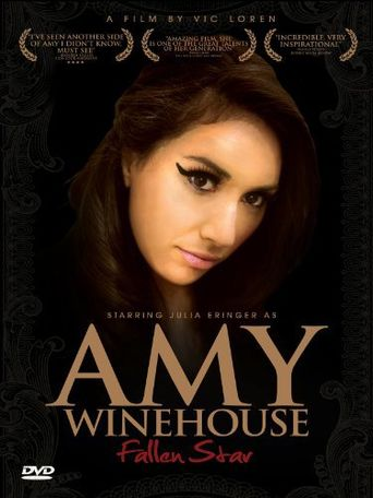 Amy Winehouse: Fallen Star Poster