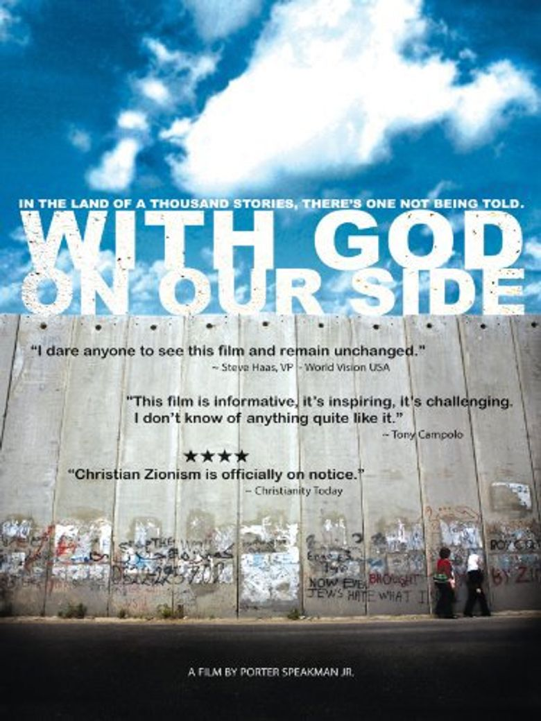 With God On Our Side Poster