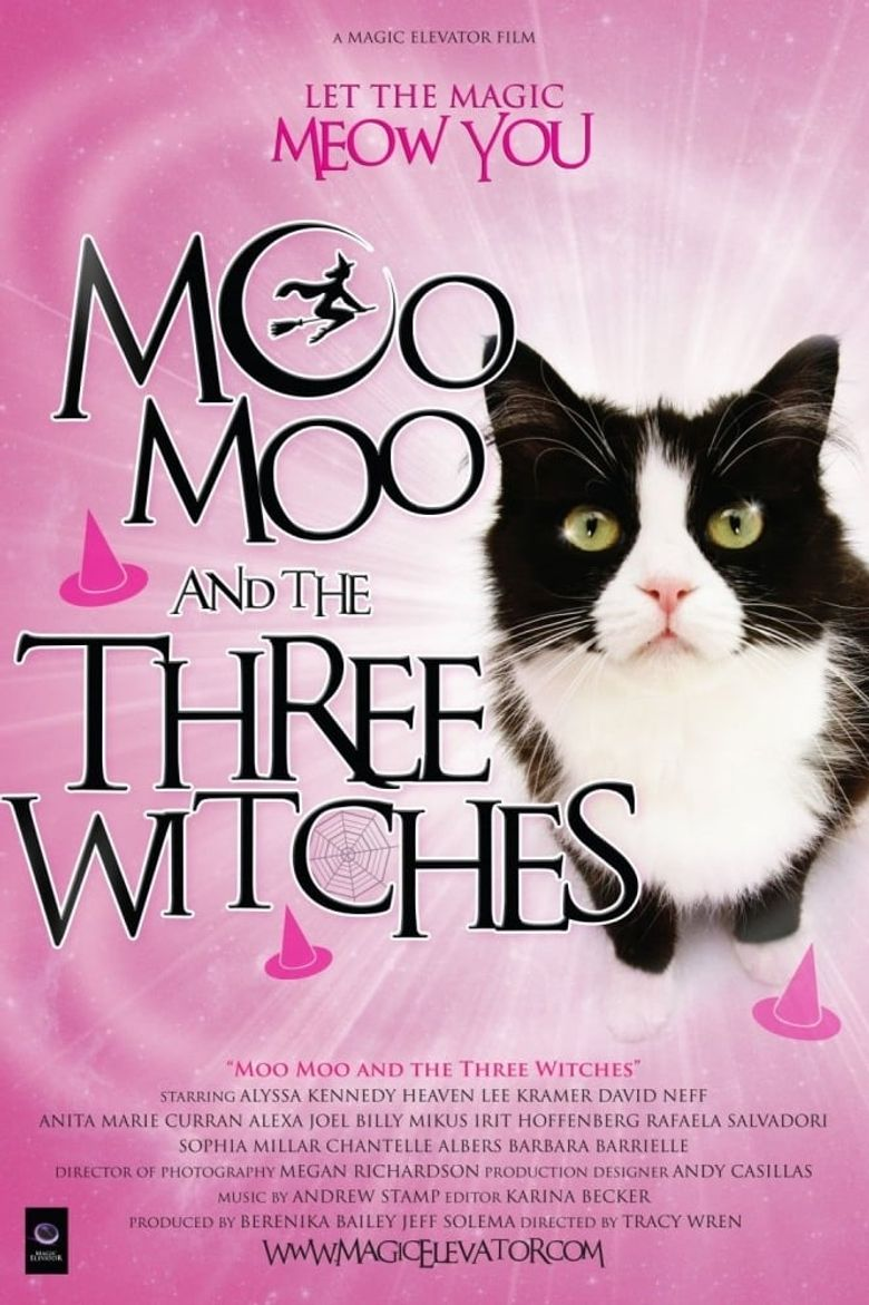Moo Moo and the Three Witches Poster