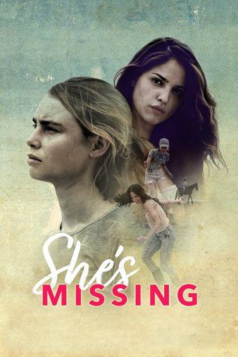 She's Missing Poster