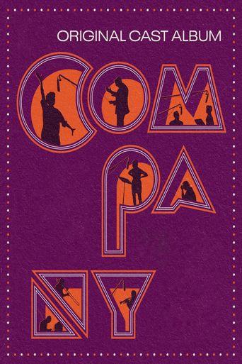 Company: Original Cast Album Poster