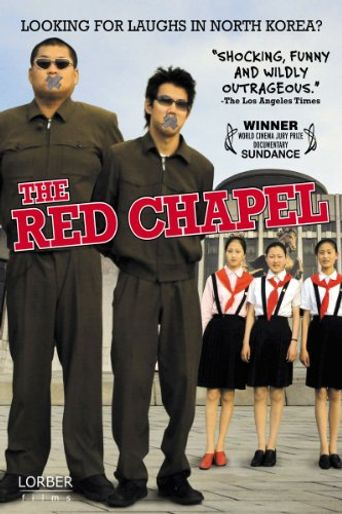 The Red Chapel Poster