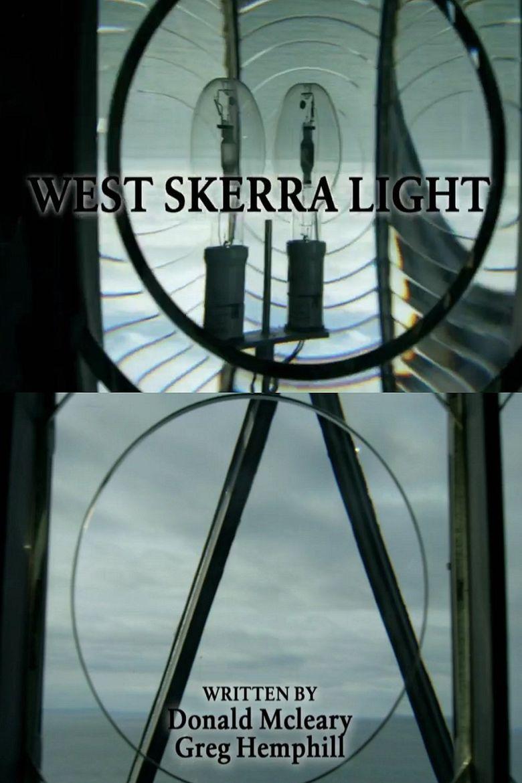 West Skerra Light Poster
