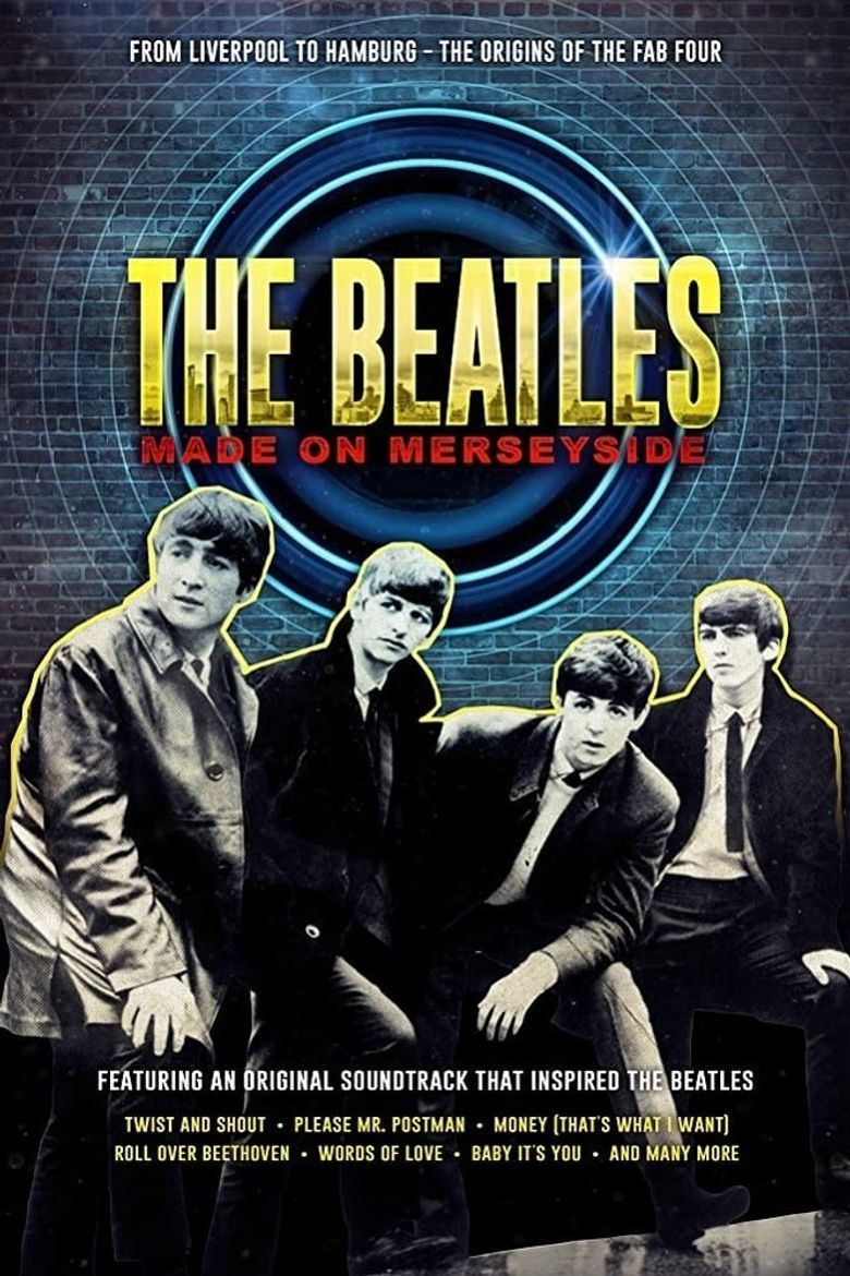 The Beatles: Made on Merseyside Poster