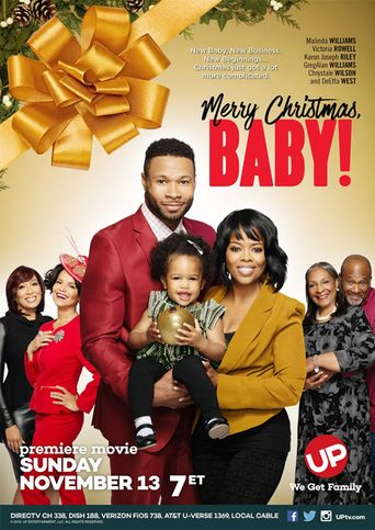 Merry Christmas, Baby Poster
