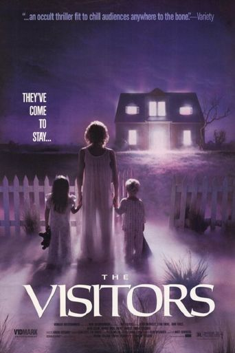 The Visitors Poster