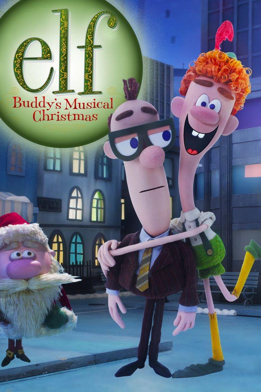 Elf: Buddy's Musical Christmas Poster