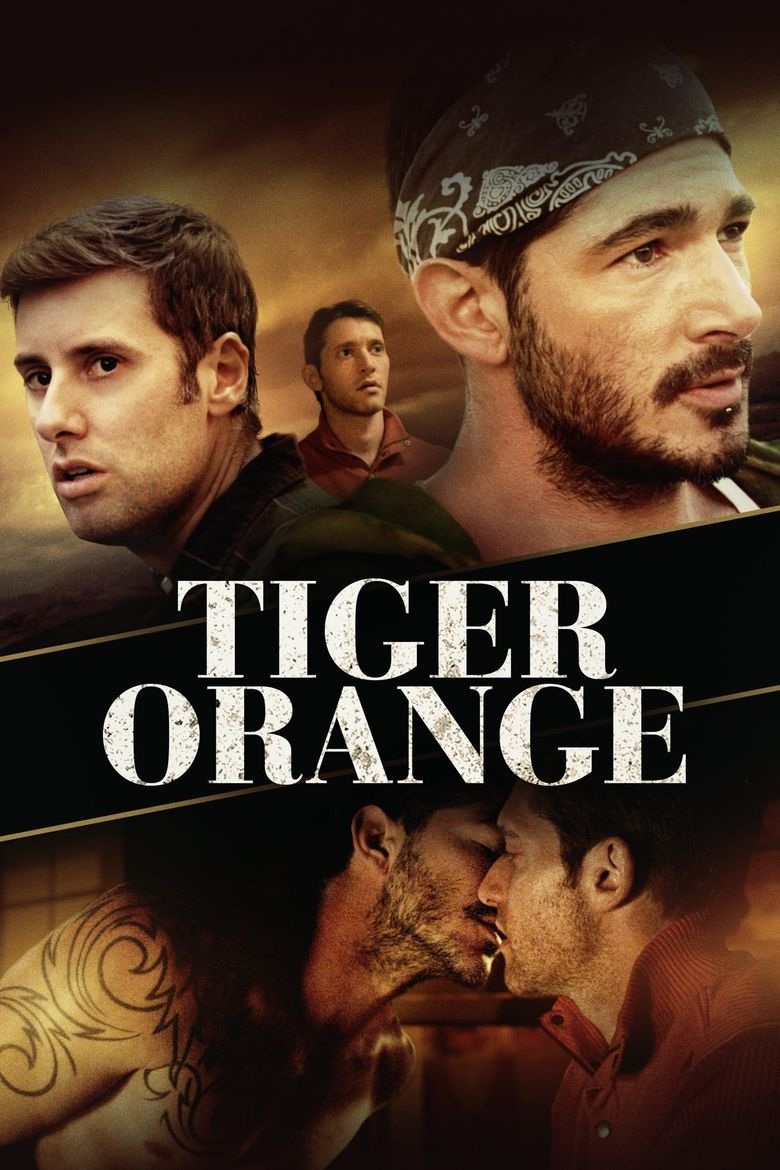 Watch Tiger Orange