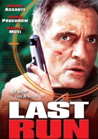Last Run Poster