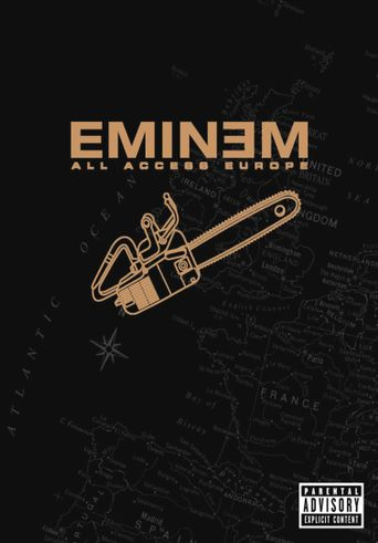 Eminem : All Access Europe Poster
