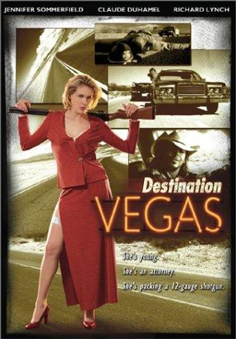 Destination Vegas Poster