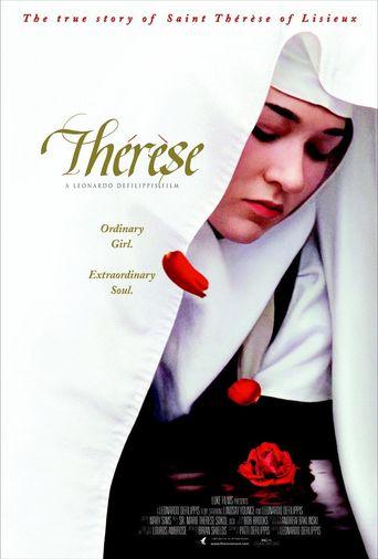 Thérèse: The Story of Saint Thérèse of Lisieux Poster