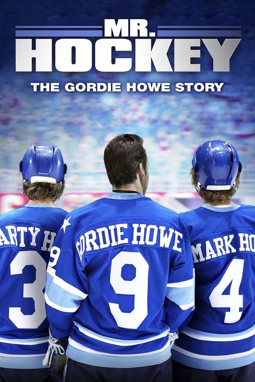 Mr Hockey The Gordie Howe Story Poster