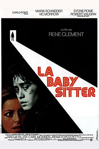 The Baby Sitter Poster