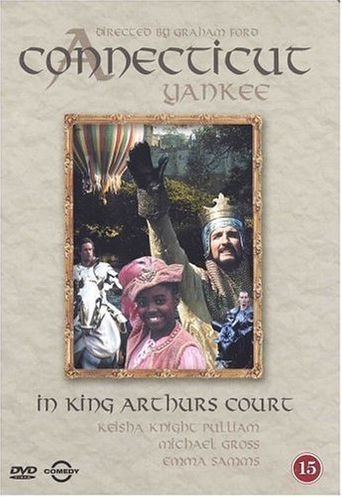 A Connecticut Yankee in King Arthur's Court Poster