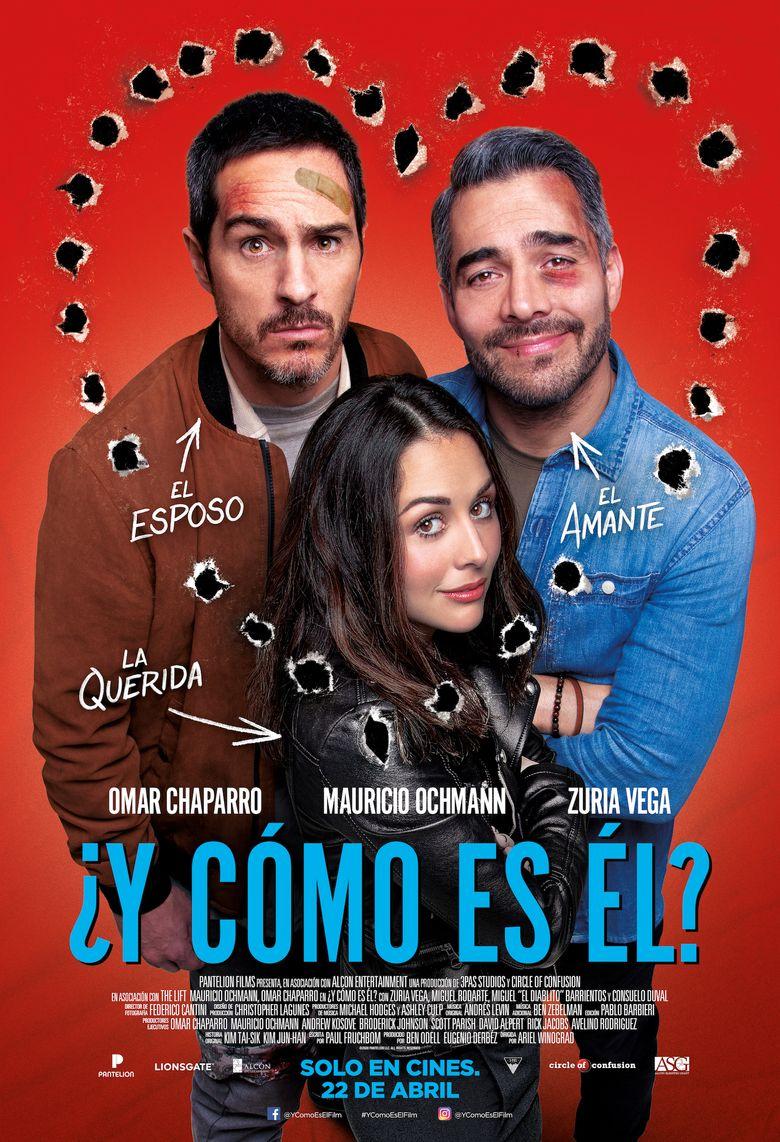 And What Is He Like? Poster