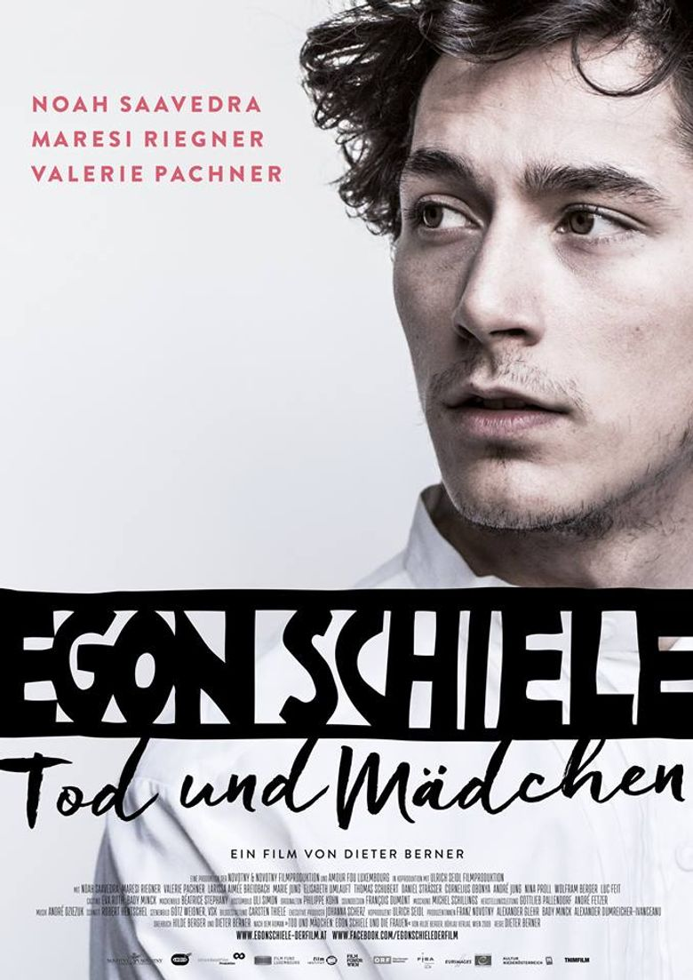 Egon Schiele: Death and the Maiden Poster