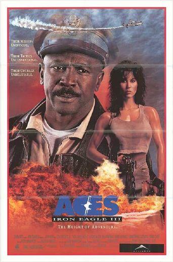 Iron Eagle III Poster