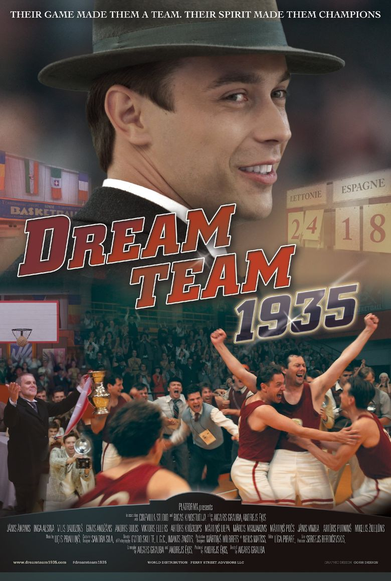 Dream Team 1935 Poster