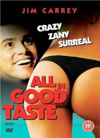 All in Good Taste Poster