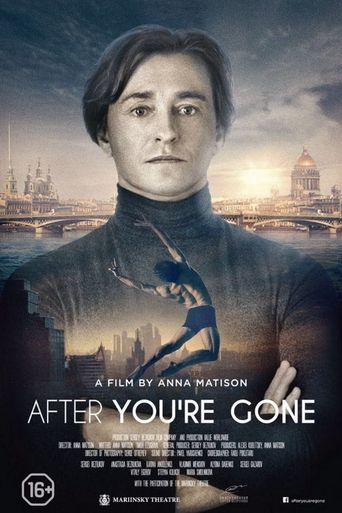 After You're Gone Poster