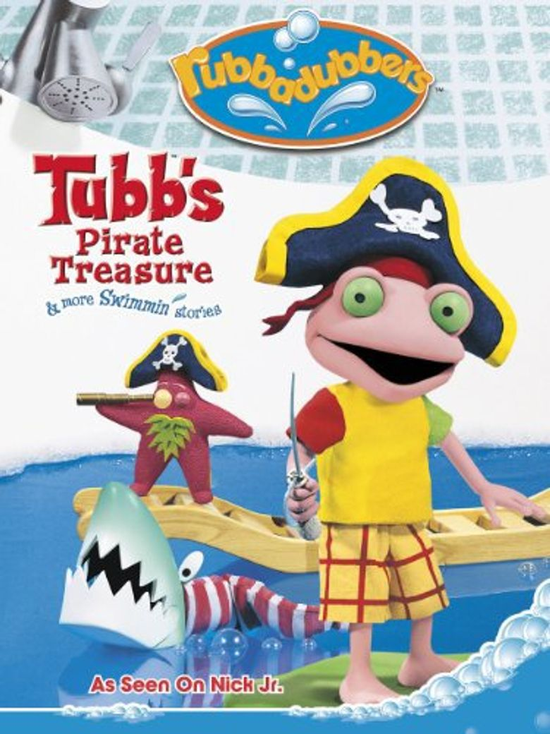Watch Rubbadubbers: Tubb's Pirate Treasure