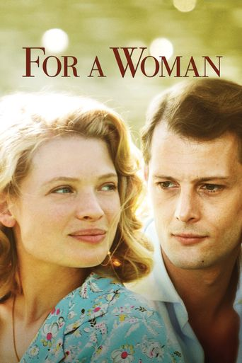 For a Woman Poster