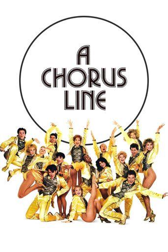 A Chorus Line Poster