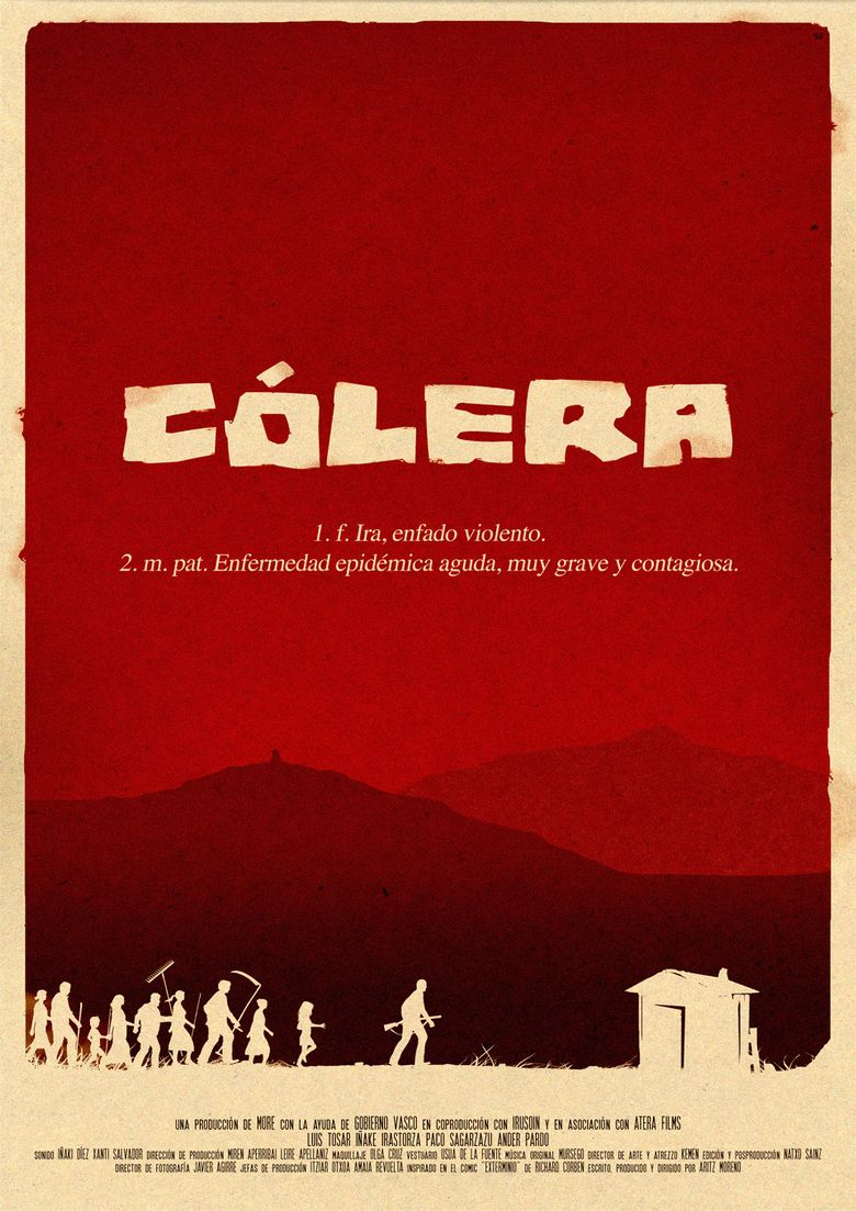 Cholera Poster