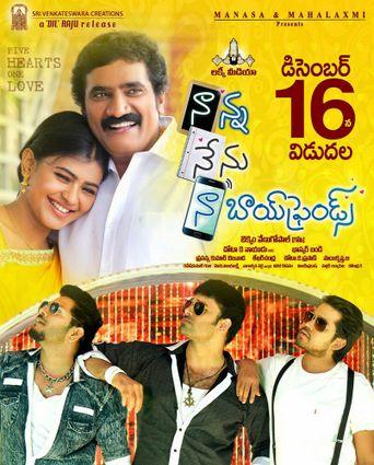 Naanna Nenu Naa Boyfriends Poster