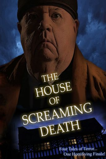The House of Screaming Death Poster