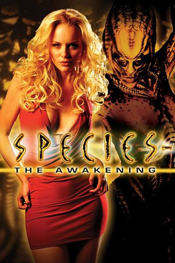 Species: The Awakening Poster