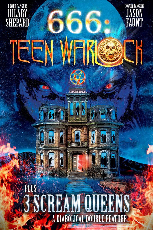 666: Teen Warlock Poster