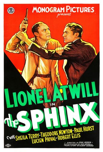 The Sphinx Poster