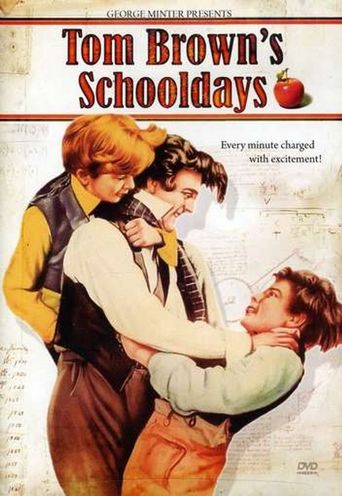 Tom Brown's Schooldays Poster