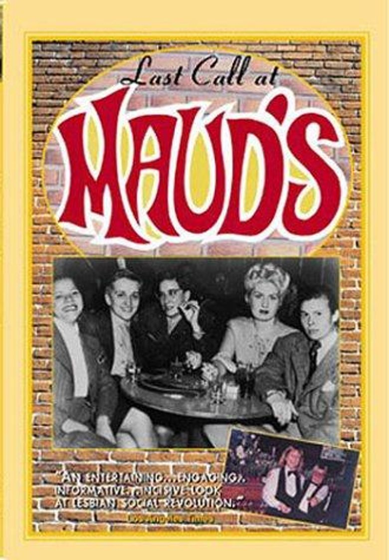 Last Call at Maud's Poster