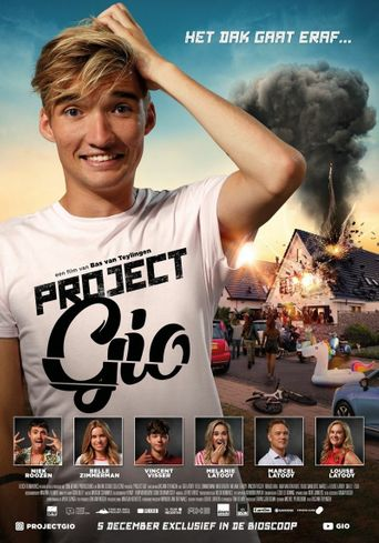 Project Gio Poster